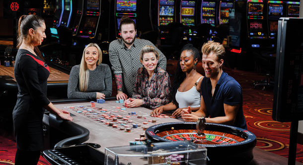Four Ways To Reinvent Your Casino